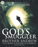 God's Smuggler - Unabridged Audiobook on CD