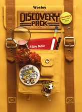 Wesley Elementary Discovery Pack (Craft Book), Fall 2014