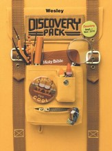 Wesley Elementary Discovery Pack (Craft Book), Fall 2016