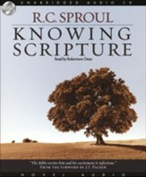 Knowing Scripture - Audiobook on CD