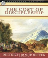 The Cost of Discipleship - Audiobook on CD