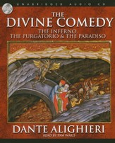 The Divine Comedy - Audiobook on CD