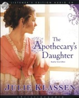 The Apothecary's Daughter - Audiobook on CD