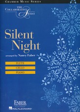 Silent Night (Flute, Cello, & Piano)