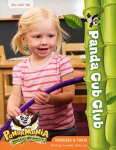 Panda Cub Club Infants, Toddlers & Twos Leader Manual