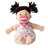 New! Baby Stella Doll, Black Hair