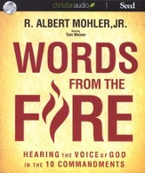 Words from the Fire: Unabridged Audiobook on CD
