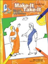 Bible-in-Life Early Elementary Make It Take It, Fall 2014