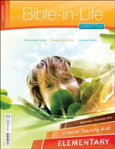 Bible-in-Life Elementary Creative Teaching Aids, Fall 2014