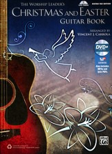 The Worship Leader's Christmas & Easter Guitar Book