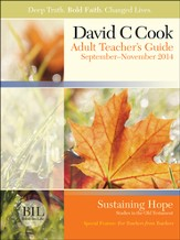 Bible-in-Life Adult Comprehensive Bible Study Teacher's Guide, Fall 2014
