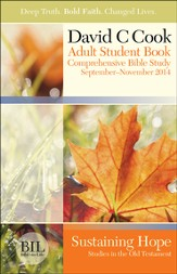 Bible-in-Life Adult Comprehensive Bible Study Student Book, Fall 2014