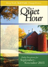 Bible-in-Life The Quiet Hour, Fall 2015
