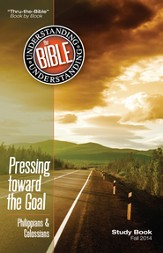 Bible-in-Life & Echoes Understanding the Bible Student Book, Fall 2014