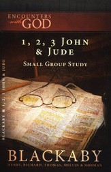 1, 2, 3 John & Jude: A Blackaby Bible Study Series - eBook