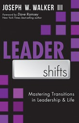LeaderShifts: Mastering Transitions in Leadership & Life - eBook