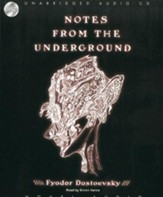 Notes from the Underground: Unabridged Audiobook on CD