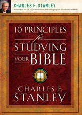 10 Principles for Studying Your Bible - eBook