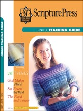 Scripture Press Junior Grades 5 & 6, Teaching Guide, Fall 2014