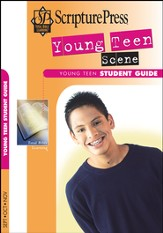 Scripture Press Young Teen Scene Student Book, Fall 2015