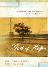 The God of Hope: A One-volume Commentary on God?s Promises - eBook
