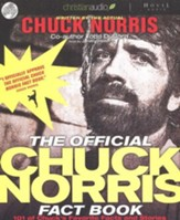Official Chuck Norris Fact Book - Unabridged Audiobook on CD