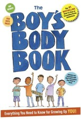 Boys Body Book - eBook