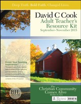 Bible-in-Life Adult Comprehensive Bible Study Teacher's Resource Kit, Fall 2015