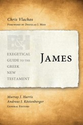 James: Exegetical Guide to the Greek New Testament