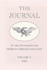 Journal of the F.A.C.E Vol. 5