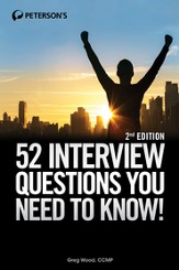 Nailed It: 52 Job Interview Questions You Need to Know - eBook