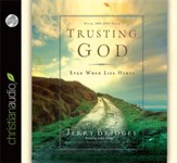 Trusting God Unabridged Audiobook on CD
