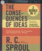 The Consequences of Ideas Unabridged Audiobook on CD