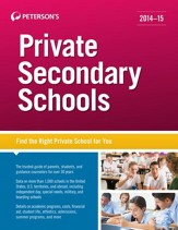 Private Secondary Schools 2014-2015 - eBook