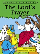 The Lord's Prayer - 10 pack, Pencil Fun Books