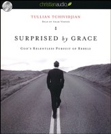 Surprised by Grace Unabridged Audiobook on CD