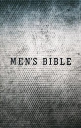 Good News Translation Men's Bible a Devotional Bible for Men