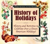History of Holidays Activity Study on CD-ROM