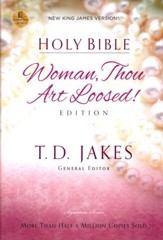 NKJV Woman Thou Art Loosed Edition, Hardcover