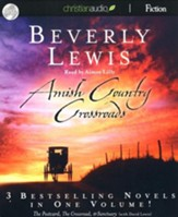 Amish Country Crossroads Abridged Audiobook on CD