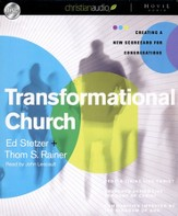 Transformational Church Unabridged Audiobook on CD