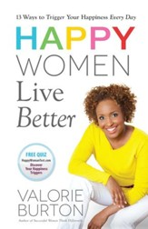 Happy Women Live Better - eBook