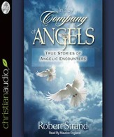 In the Company of Angels: True Stories of Angelic Encounters - Unabridged Audiobook on CD