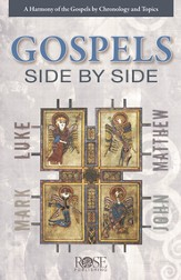 Gospels Side by Side, Pamphlet - eBook