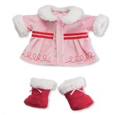 Baby Stella Warm Wishes Coat Outfit