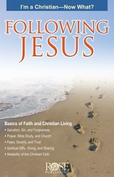 Following Jesus - eBook