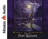 Don Quixote Abridged Audiobook on CD