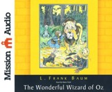 Wonderful Wizard of Oz Unabridged Audiobook on CD