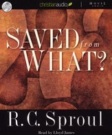 Saved From What? Unabridged Audiobook on CD