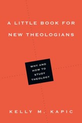 A Little Book for New Theologians: Why and How to Study Theology - eBook